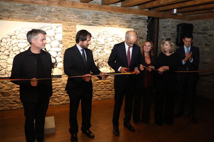Dimarts 16 d'octubre 2018 s'ha inaugurat Cal Pal, a la Cortinada.