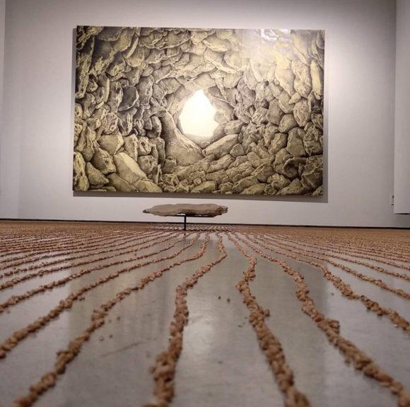 Jordi Fulla: celístia de l'artista que es fa present en la desaparició