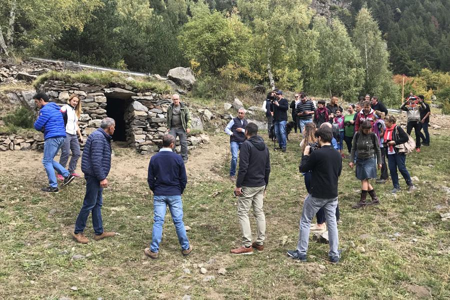 Èxit en la primera edició del curs de pedra seca, que tanca amb 62 nous experts