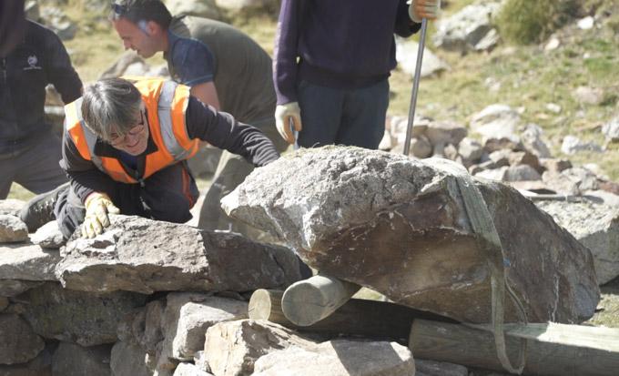 formació pedra seca andorra